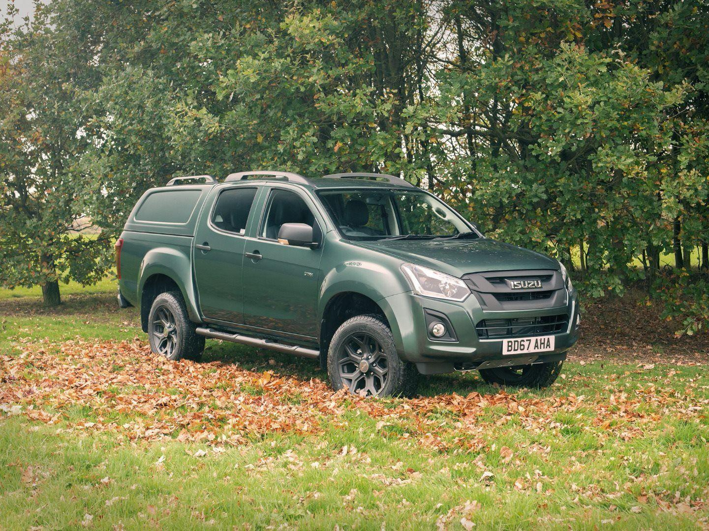 INTRODUCING THE NEW GENERATION ISUZU D-MAX HUNTSMAN
